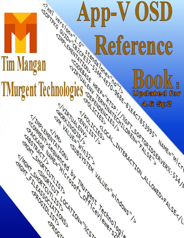 image of OSD Reference Book