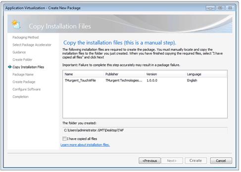 app v package accelerator  software