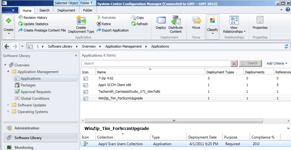 SCCM 2012 Beta 2 Per User App-V Deployment
