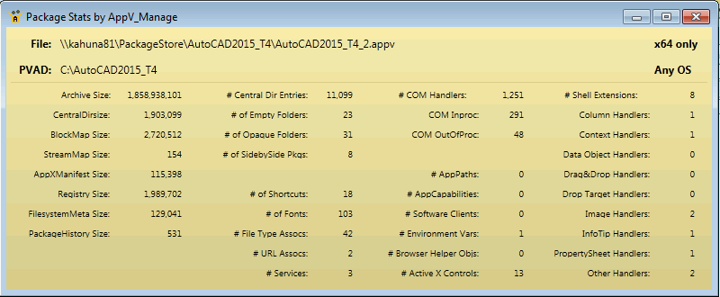 Sequencing AutoCAD 2015 in App-V 5 – Confessions of a Guru