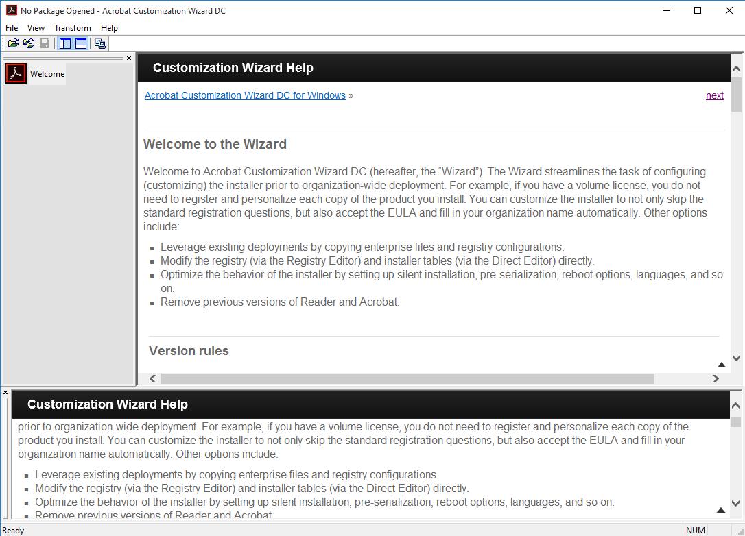 Adobe Acrobat Reader DC and App-V – Confessions of a Guru
