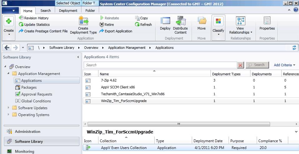 SCCM 2012 Beta 2 Per User App-V Deployment