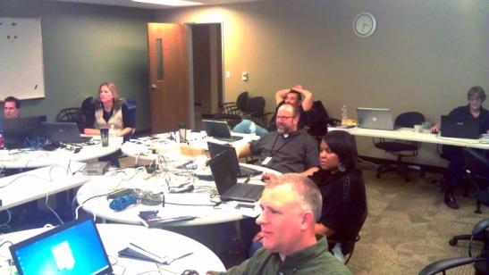 Photo from App-V December 2013 Training Class