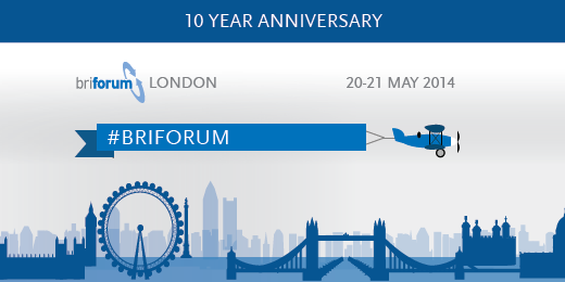 BriForum 10th Anniversary