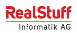 Image of RealStuff logo